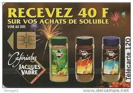 CARTE-PUBLIC-120U-F470a-SO3-05/ 94-CAFERIALES  J VABRE-DN-JD-8N°- N°A 45011895-TBE-Exit 3 Séries - France
