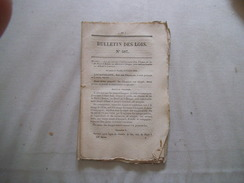 BULLETIN DES LOIS N° 587 17 JUILLET 1838 CHEMIN DE FER DE PARIS A ROUEN AU HAVRE A DIEPPE,PARIS A ORLEANS CONCESSION - Décrets & Lois