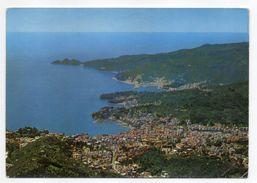 Italie--RAPALLO  E S.MARGHERITA--1977--Vue Panoramique Aérienne   --timbres-cachet - Italy
