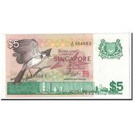 Singapour, 5 Dollars, 1976, KM:10, NEUF - Singapour