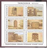 TANZANIA 2622 ; MINT N.H. STAMPS; IGPC 1109 CO   ( GRAIN STOREGE - Tanzania (1964-...)