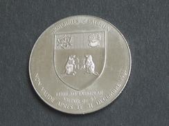 Jeton CANADA-EMBRUN - Dollar Du 125 Eme Anniversaire 1856-1981 - Armoiries D'Embrun   **** EN ACHAT IMMEDIAT **** - Professionnels / De Société