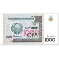 Uzbekistan, 1000 Sum, 2001, KM:82, SPL+ - Ouzbékistan