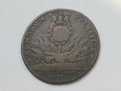 Jeton Royal à Identifier - Ludovicus Magnus Rex - Armorum Primitiae   **** EN ACHAT IMMEDIAT **** - Royaux / De Noblesse