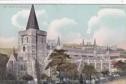 DOVER -  ST MARYS CHURCH - Dover
