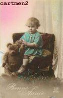 PELUCHE OURS TEDDY-BEAR NOUNOURS JEU JOUET ENFANT BABY KID ORSACCHIOTTO FUSSELT OSITO TEDDYBÄR POUSSETTE - Jeux Et Jouets