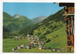 Autriche--HOLZGAU (alt 1103m)--  Vue Générale  ---cachet  --timbre...........à Saisir - Autriche