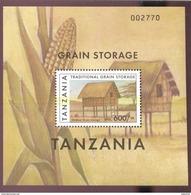 TANZANIA 2623 ; MINT N.H. STAMPS; IGPC 1109 CO   ( GRAIN STOREGE - Tanzania (1964-...)