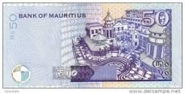 MAURITIUS P. 50d 50 R 2006 UNC - Mauritius