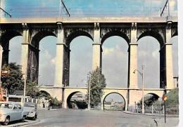 92 - MEUDON : Le Viaduc - CPSM Dentelée Grand Format 1968 - Hauts De Seine - Meudon