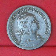 CAPE VERDE 50 CENTAVOS 1930 -    KM# 4 - (Nº18881) - Cape Verde