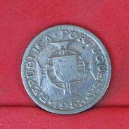 CAPE VERDE 2,5 ESCUDOS 1953 -    KM# 9 - (Nº18883) - Cape Verde