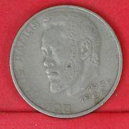 CAPE VERDE 20 ESCUDOS 1982 -    KM# 20 - (Nº18885) - Cape Verde