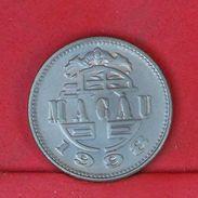 MACAU 1 PATACA 1998 -    KM# 57 - (Nº18886) - Macau
