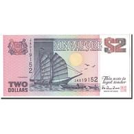 Singapour, 2 Dollars, 1997, KM:34, NEUF - Singapour