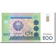 Uzbekistan, 200 Sum, 1997, KM:80, NEUF - Ouzbékistan
