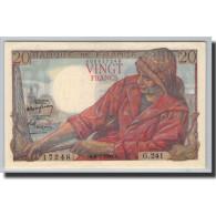 France, 20 Francs, 20 F 1942-1950 ''Pêcheur'', 1950, 1950-02-09, KM:100d, TTB+ - 1871-1952 Circulated During XXth