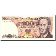 Pologne, 100 Zlotych, 1988, KM:143a, 1988-05-01, SPL+ - Pologne