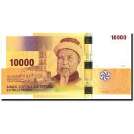 Comoros, 10,000 Francs, 2006, 2006, KM:19, SPL - Comores