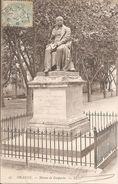 Orange-statue De Gasparin - Orange