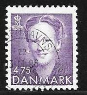 Denmark, Scott # 901 Used Margrethe, 1992 - Denmark
