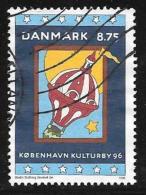 Denmark, Scott # 1043 Used Baloon, 1996 - Danemark