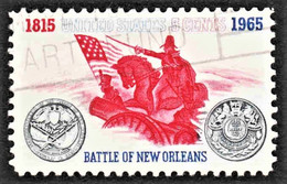 United States - Scott #1261 Used (1) - Oblitérés