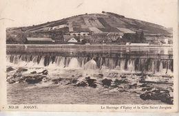 Joigny - Le Barrage D'Epizy Et La Côte St-Jacques - Joigny