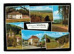 18271    CPM    BAD HERENALB  /  Ehrlungsort  SCHIELBERG   1967 , Multivues  ! - Bad Herrenalb