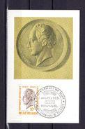 """Carte Maximum De 1960 """" FRERE ORBAN """". N° 1159. CM - Maximumkarten (MC)"""