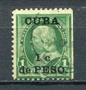 US Besetzung Puerto Principe Nr.17         O  Used        (544) - Cuba