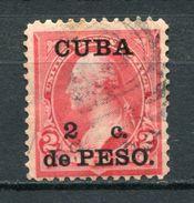 US Besetzung Puerto Principe Nr.18         O  Used        (545) - Cuba