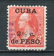 US Besetzung Puerto Principe Nr.A 19         O  Used        (547) - Cuba