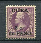 US Besetzung Puerto Principe Nr.20         *  Unused        (550) - Cuba