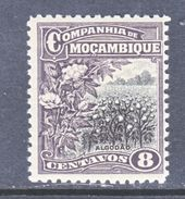 Companhia De Mozambique 125  *  COTTON - Mozambique