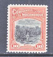 Companhia De Mozambique 126  *  PLANTATION - Mozambique