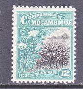 Companhia De Mozambique 129  **  COTTON - Mozambique
