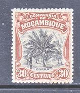 Companhia De Mozambique  132  *  COCONUT  PALM TREE - Mozambique
