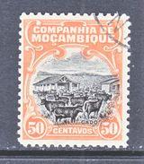Companhia De Mozambique  137  (o)  CATTLE - Mozambique