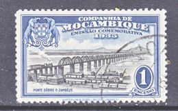 Companhia De Mozambique  164  (o)   BRIDGE - Mozambique