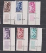 ALGERIE         N° YVERT  :  319/324            NEUF SANS CHARNIERE        ( N   810  ) - Algérie (1924-1962)