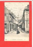 62 BETHUNE Cpa Animée Rue Du Carillon         50 ELD - Bethune