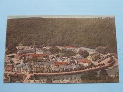 La Ville Bouillon - Vue Prise Du Calvaire ( Thill ) Anno 193? ( Zie Foto Voor Details ) !! - Bouillon