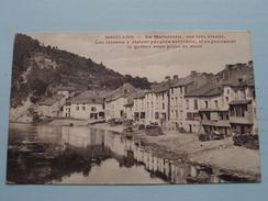 La Maladrerie ( Edit. FLORIN Coiffeur) Anno 1911 ( Zie Foto Voor Details ) ! - Bouillon
