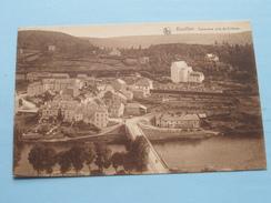 Panorama Pris Du Château ( Thill Série 2 N° 35 ) Anno 1928 ( Zie Foto Voor Details ) ! - Bouillon