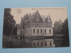 """"""" STEEN """" Elewijt Château De Rubens / Brabant ( Coll. Bertels ) 19?? ( Zie Foto Voor Details ) ! - Zemst"""