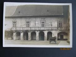 CZECH REP - Nuebistritz, Schlosshof - Nova Bystrice - Tschechische Republik