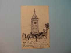Basel  1902 (881) - BS Basle-Town
