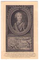 (Personnages) 078, Homme Militaire, Marquis De Montcalm De Saint Veran, Fait D'armes Au Québec - Uomini Politici E Militari