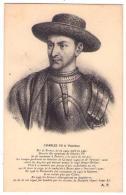 (Personnages) 105, Famille Royale, Charles VII Le Victorieux, Roi De France - Personnages Historiques